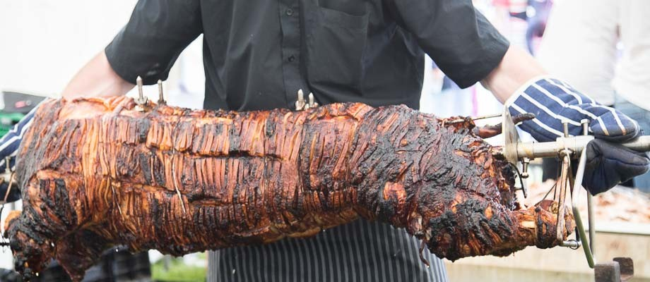 Party Catering, Hog Roasts & BBQ's