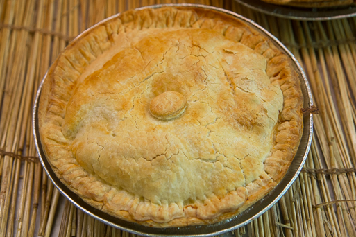 Family Chicken Pie