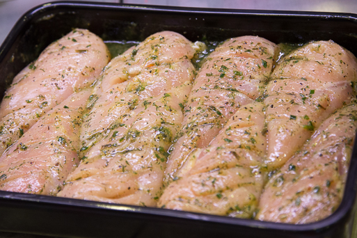 Garlic and Herb Chicken Breast