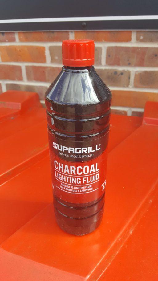 charcoal bbq fluid